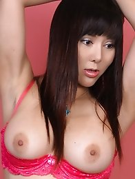 Stephane is quite the exhibitionist and loves showing off her glamourous body on and off-camera