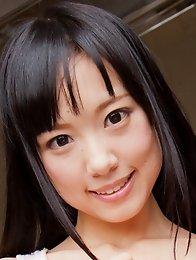 Japanese girls are quiet and shy around guys.