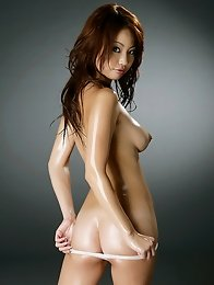 Big tits nude japan idol Risa Kasumi