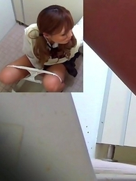 Japanese Piss Fetish Videos - Girls Pissing - Peeing & Playing In the Bathroom