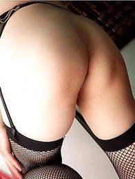 Yuu has got secrets in the question of sensational striptease