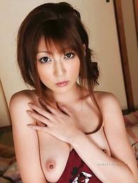 Hot world of wild Japanese babe named Kaede Matushima