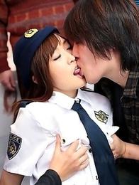 Super hot orgy with Akane Satozaki