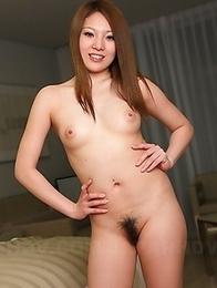 Manami Ichikawa shows her pussy