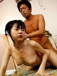 Tsubomi fucked n gets big cum load