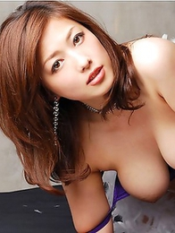 This gallery will show you the filthy side of amazing Meisa Hanai
