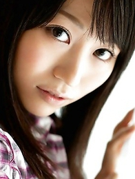 Airi Mikami doesn�t want to stop having passionate solo
