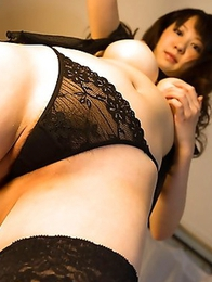 Cute lady Noa Kasumi is sharing her filthy passion with you
