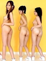 Jpop singers get completely naked
