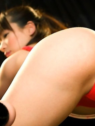 Hitomi Tsuji loves showing her boobs in public places