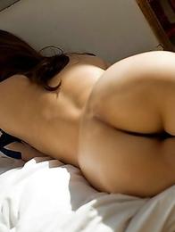 Yuuri Kazuki is happy to demonstrate her natural breasts