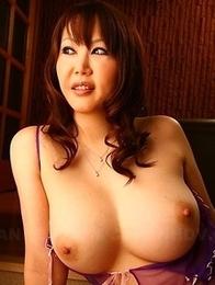 Waka Kano pinched her hot titties