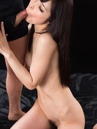 Shino Aoi's Cum Covered Handjob