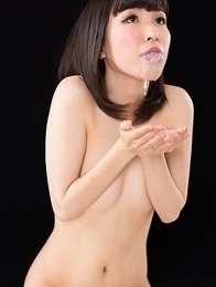 Waka Shitou Uses Cum to Suck Off A Bunch of Guys