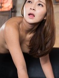 Uika Hoshikawa Cum Covered Pussy Fucked