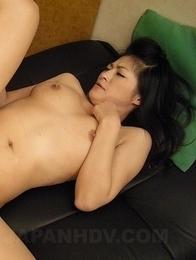 Ryo Sasaki has hairy slit licked and fucked