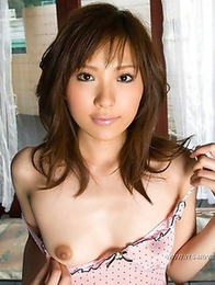 Hono Ann is revealing her innocent nude look with no shame at all
