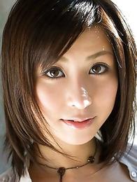 Akari Asahina loves getting naked in front of cameras
