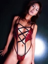 Awesome boobs and sensational pussy of a sweet lady Honoka
