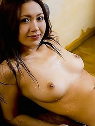 Busty babe Nana Konishi wants to play some filthy games