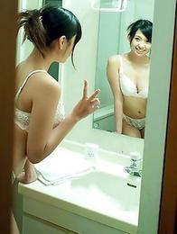 HD clip featuring unforgettable Asian babe Nana Ogura