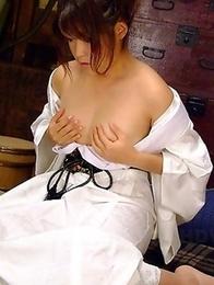 Nene Nagasawa pussy stimulation