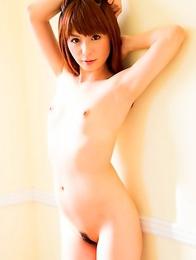 Schoolgirl cosplay and nude teasing with Lili